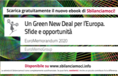 """Un Green New Deal in Europa"""
