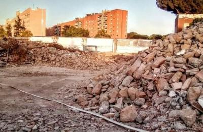 """Roma, """"Basta cemento e inquinamento. No al nuovo supermercato a Villa De Sanctis"""""""