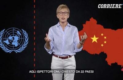 """""""La Fake Room di Milena Gabanelli contro la Cina"""""""