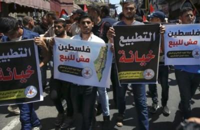 La Palestina ha deciso come rispondere agli accordi tra Israele e alcuni paesi arabi