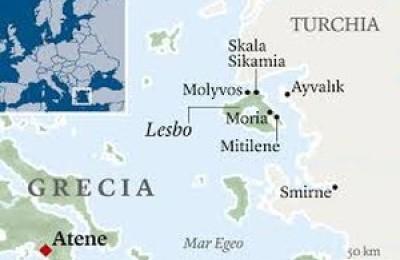 """""""La Regione Puglia e le sue città accolgano rifugiati nel campo di Moria"""""""