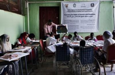 La disabilità in un Paese dell'Africa, tra Covid, crisi economica e stigma