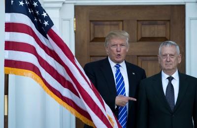 """Trump voleva """"eliminare Assad"""", ma fu fermato dall'ex segretario di Stato Mattis"""
