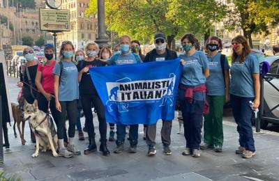 Terza edizione del Cammino per gli animali: proteggiamo i diritti dei più deboli!