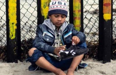 """""""I bambini separati al confine e l'immigrazione: da Trump a Biden"""""""