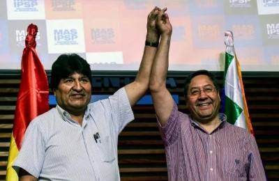 """Evo Morales: """"A un anno dal golpe riconquistiamo democraticamente il potere"""""""