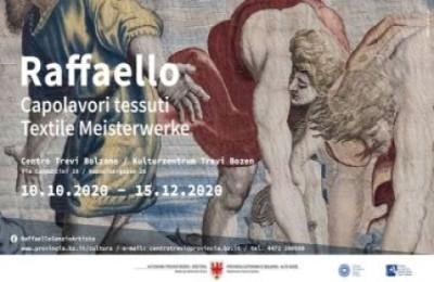 Raffaello a Bolzano: una mostra particolarmente attenta all'accessibilità