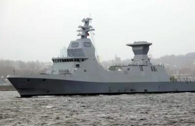 """""""Roma va alla guerra in Medioriente: cannoni italiani per corvette israeliane"""""""