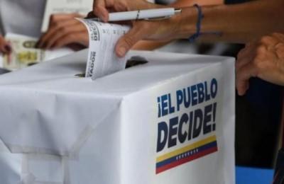 Il mostro UE sabota le elezioni in Venezuela