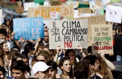 Sciopero nazionale per il clima