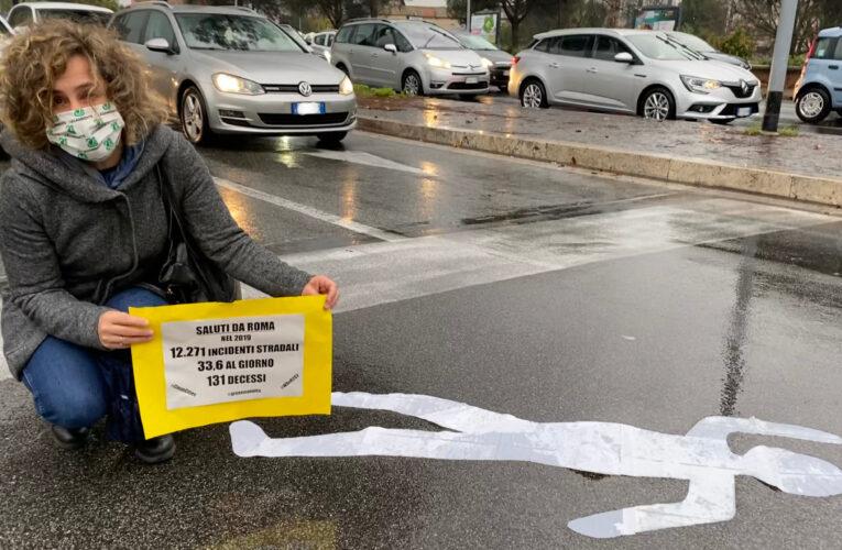 """Dossier di Legambiente """"Sicurezza Stradale nelle Città"""""""