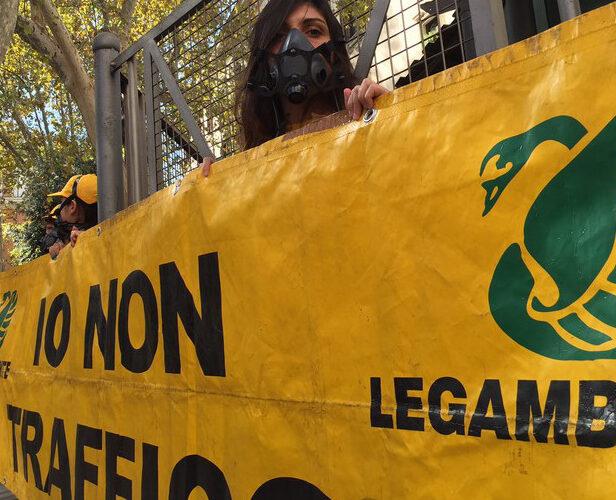 Allarme Smog a Roma e nel Lazio