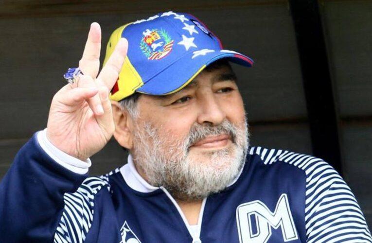 """Pino Arlacchi: """"Un brindisi a Diego Maradona, Compagno del Sud mondiale"""""""
