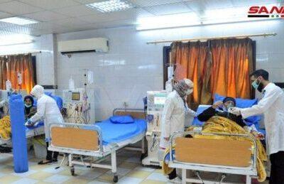La Siria inaugura ospedale pubblico per 600.000 cittadini