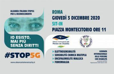 STOP5G DISconnessi Giornata Disabilità