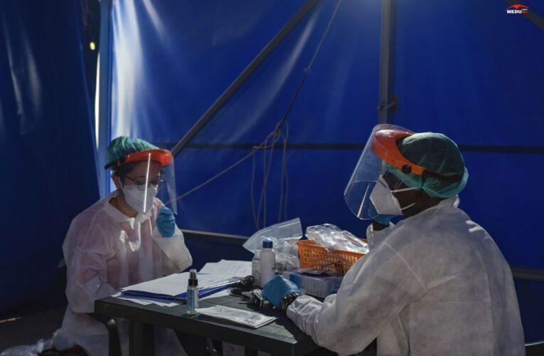 Calabria, intervento di MEDU e MH con tamponi rapidi gratuiti per i più vulnerabili