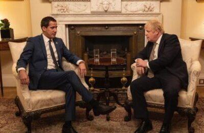 I finanziamenti di Londra ai golpisti venezuelani escono allo scoperto