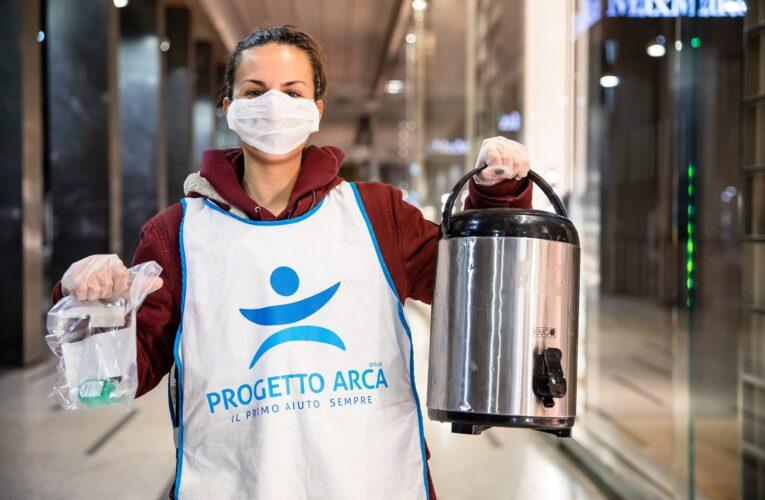 Roma, senzatetto: Progetto Arca potenzia l'aiuto in strada