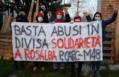 Processo a Vigilanza Democratica: confermata la condanna a Rosalba