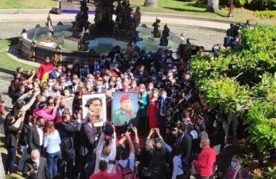 Venezuela, Chavez e Bolivar tornano nell'Assemblea Nazionale