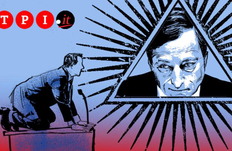 """Alessandro Di Battista: """"Perchè bisogna dire no a Draghi"""""""