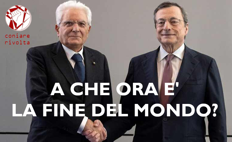 Draghi Presidente, ce lo spiega l'Unione Europea