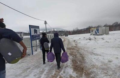 Bosnia: le ong di AOI chiedono impegni concreti
