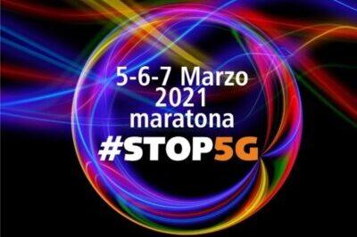 """Maratona Stop 5G"" dal 5 al 7 marzo"