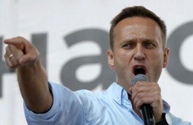 """""""Sapete perché Navalny è in carcere?"""""""