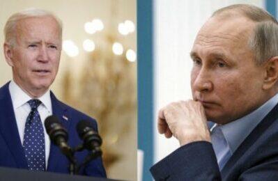 Biden elogia 2 volte Putin