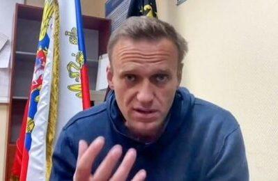Sulla sospensione dell'attività della Fondazione di Navalnij e le condizioni di salute