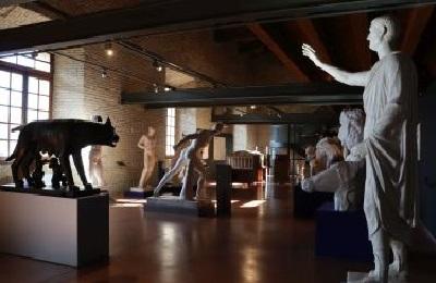 La riapertura al pubblico del Museo Omero di Ancona