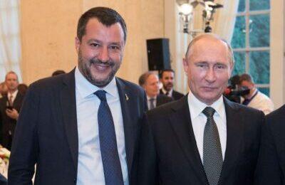 «Solidarietà» a Sassoli e «intervento» in Ucraina: cade la maschera della Lega