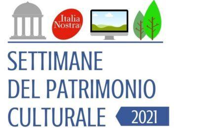 Settimane del Patrimonio Culturale di Italia Nostra